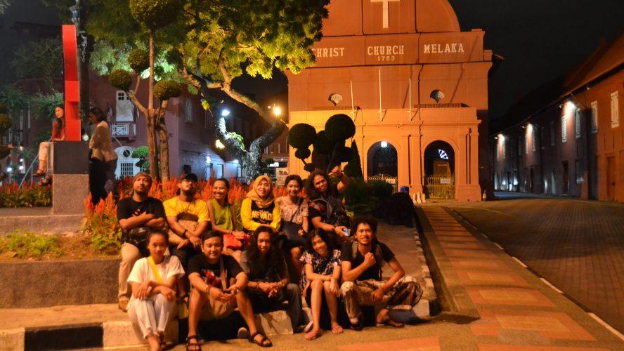 Melaka, I am in Love (Part 1)