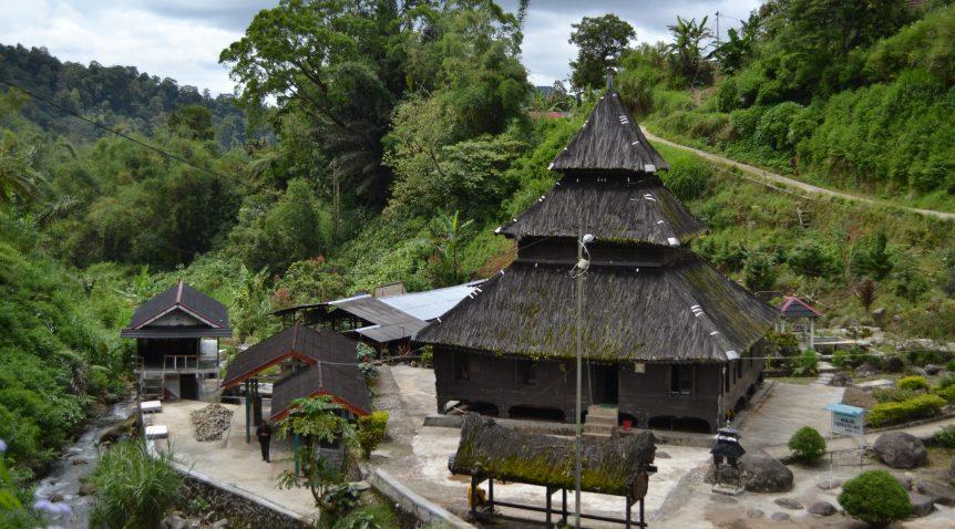 Masjid Tuo Kayu Jao : Paduan Adat dan Islam