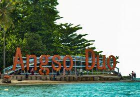 Mencoba Nyantai di Pulau Angso Duo, Pariaman